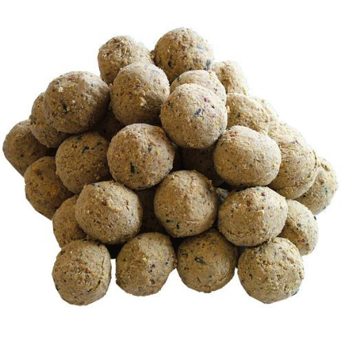 300 un netted fat balls for wild birds 150 pack x 2 by. Black Bedroom Furniture Sets. Home Design Ideas